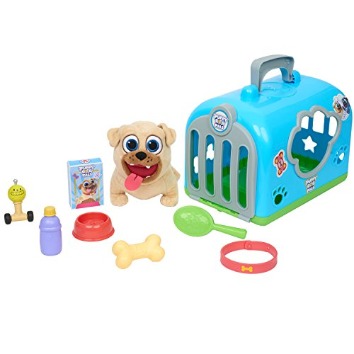 (Puppy Dog Pals Rolly Groom & Go Pet Carrier)