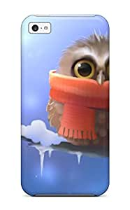 For Iphone Case, High Quality Baby Owl For Iphone 5c Cover Cases