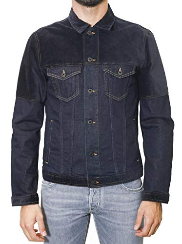 DONDUP in in Giubbino DONDUP in DONDUP Denim Giubbino Denim Giubbino r6q6At