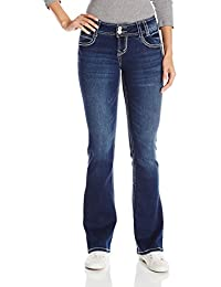 Women's InstaStretch Luscious Curvy Bootcut Jeans