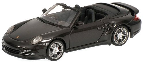 Amazon.com: Porsche 911 Turbo 997 II (Top Gear Power Lap) Diecast Model Car: Toys & Games