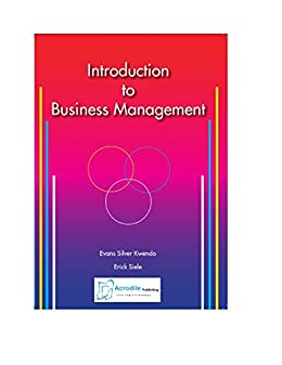 Introduction To Business Management Ebook