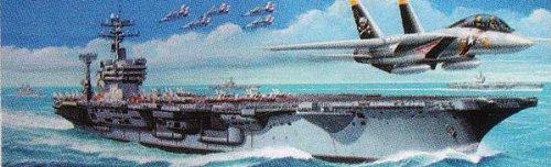 ニチモ 30センチシリーズ 空母 ニミッツ