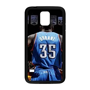 Thunder Kevin Durant Custom Design Samsung Galaxy S5 Hard Case Cover phone Cases Covers hjbrhga1544
