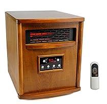 Lifesmart LS-4W1500X Wood Infrared Heater
