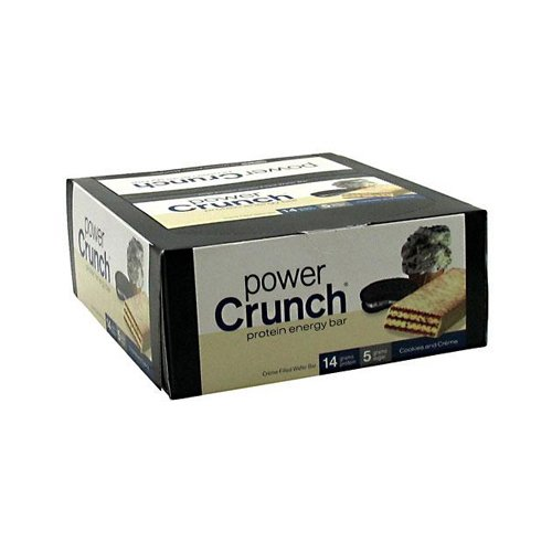 Power Crunch Bar, Cookies and Cream, 1.4 Ounce
