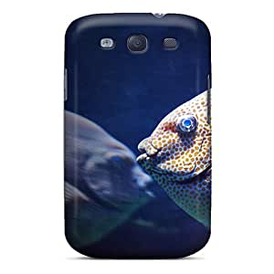 New Style Tpu S3 Protective Case Cover/ Galaxy Case - Pucker Up