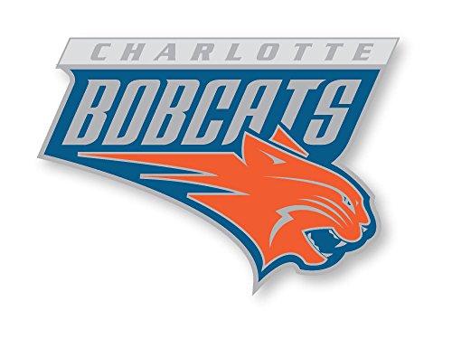 Charlotte Bobcats Logo Pin ()