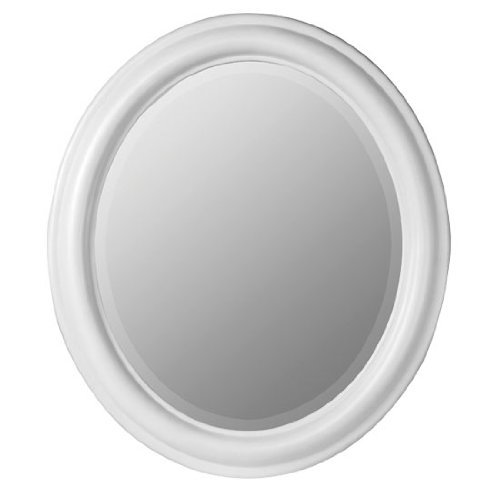 Cooper Classics 5788 Addison Oval - Mirror Addison Beveled