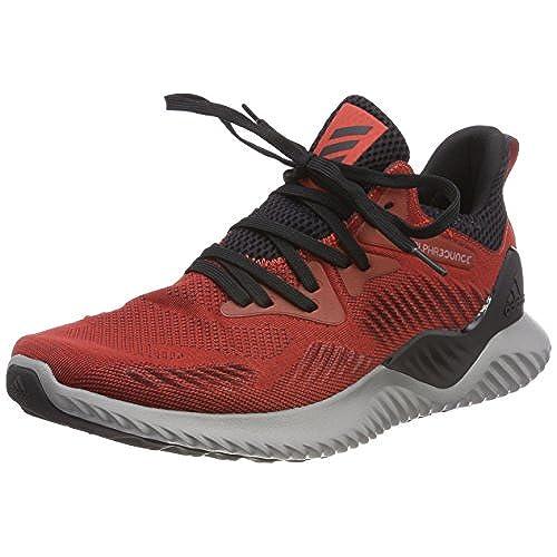 size 40 61193 080b3 adidas Alphabounce Beyond, Chaussures de Running Compétition Mixte Adulte,  NoirNoirBlanc