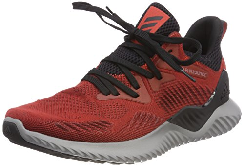 Rojbas Adultes Negbás Adidas Course Chaussures reddish Alphabounce Rouges De Unisexes 000 Beyond qnYnHzxv