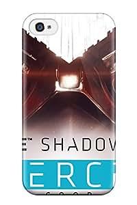 8533959K19921312 Killzone Shadow Fall Intercept Durable Iphone 4/4s Tpu Flexible Soft Case