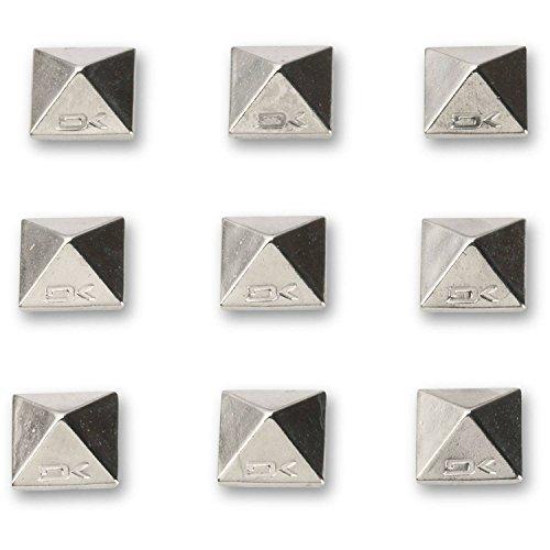 Dakine Pyramid Studs Stomp Pad, Chrome