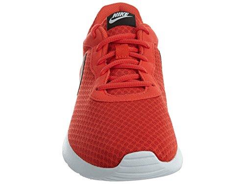 Nike Tanjun - Zapatillas Unisex, Color Negro/Blanco, Talla 40.5 Max Orange Black White