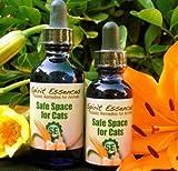 Spirit Essences Safe Space for Cats 2 oz., My Pet Supplies