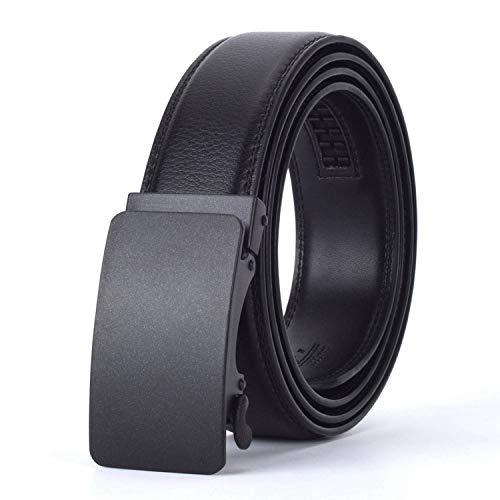 Cashmere Bathroom Tissue - Fashion Designers Men Automatic Buckle Leather luxury Belt Business Male Alloy buckle Belts for Men,N,130cm