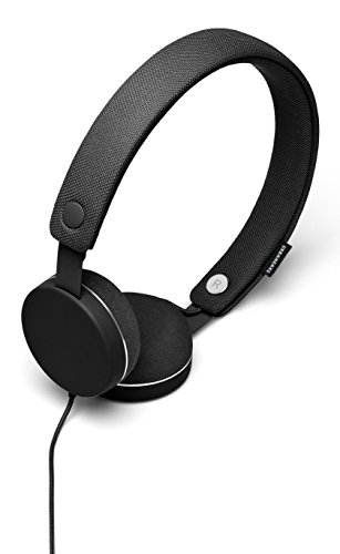 Urbanears Humlan On-Ear Headphones, Black (4091037)
