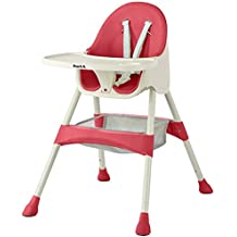 Dream On Me Jackson highchair, Pink