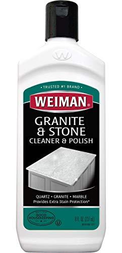 (Weiman Granite Cleaner & Polish - 8 oz)