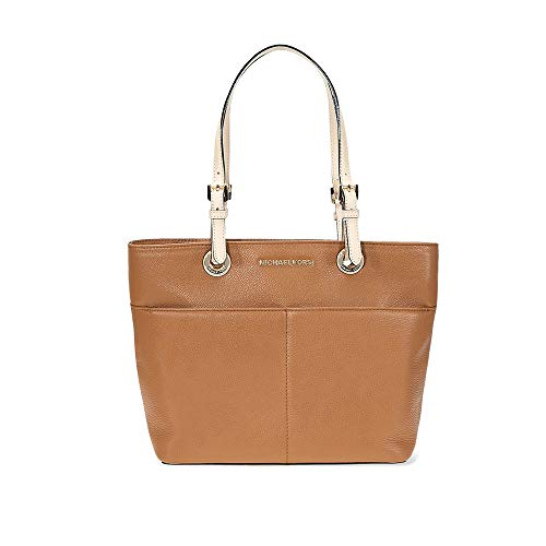 Michael Kors Women's Bedford Leather Top-Handle Bag Tote - Acorn ()