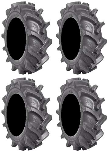 Full set of BKT AT 171 (6ply) 28x9-14 ATV Mud Tires (4)