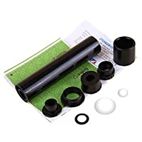MagiDeal Plastic Telescope DIY Making Kit Children Educational Scientific Toy Kid's Lab Theme Craft