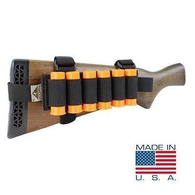 Condor Tactical Shotgun Reload Buttcuff Black