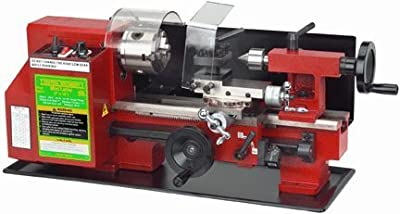 Central Machinery 7 x 10 Precision Mini Lathe by Central Machinery from Central Machinery