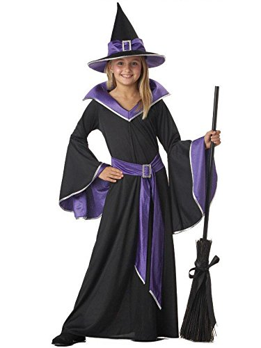 Incantasia the Glamour Witch Child Costume Child Large -