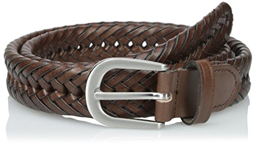 Wrangler Authentics Mens Braided Belt