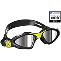 Aqua Sphere Kayenne Swim Goggles - Made in Italy - Adult...