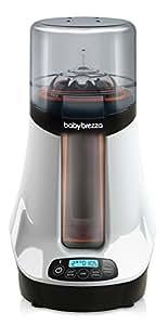 Baby Brezza Safe & Smart Bottle Warmer - Bluetooth Enabled