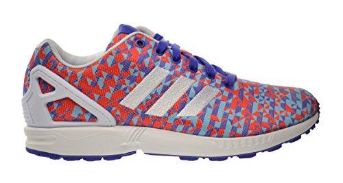 Adidas Zx Tessere Le Scarpe Da Uomo Notte Il Flash / Bianco / Nero B34473