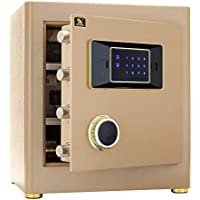 TIGERKING 1.4 Cubic Feet Digital Security Safe Box for Home Office