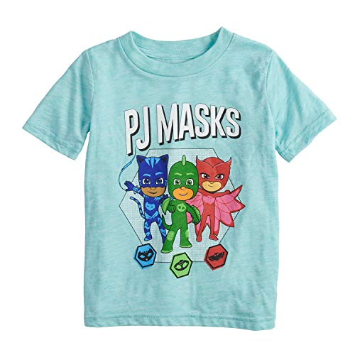 fa35f8eca Jumping Beans Little Boys' Toddler 2T-5T PJ MASK Group Tee | Weshop ...