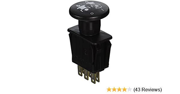 Amazon.com : Stens 430-798 PTO Switch Replaces Scag 483957 Husqvarna on
