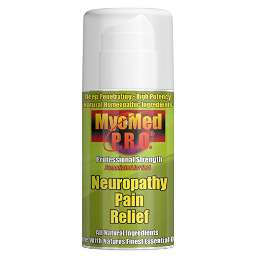 Best Neuropathy Pain Relief Cream. Clinically Proven Essential Oil Formula Gives You Fast Treatment For Neuropathy Pain & All Types Of Pain. Money Back Guarantee. Made In USA. By Myomed (Pain Control Cream)