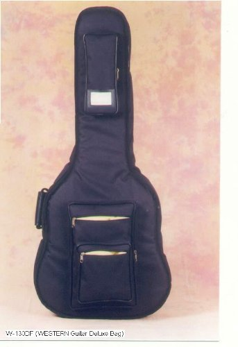 Bass Guitar Gig Bag with Extra Thick Padding ()