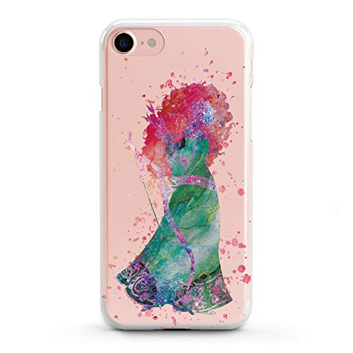 see through jelly iphone 5 case - 5