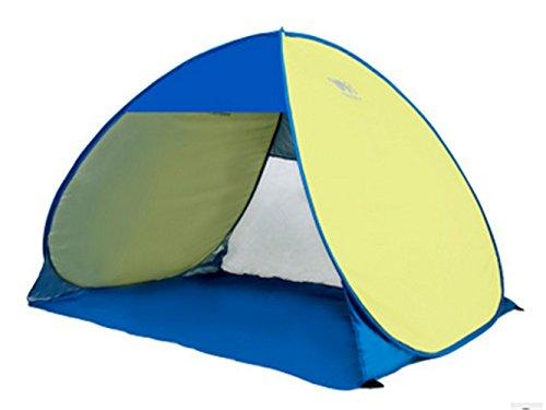 王朝十分なピニオン屋外テント 3-4人のテント 砂浜テント ビーチテント 魚釣りテント come1076