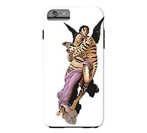 2609015M60776912 Abduction iPhone 6 Plus White Tough Phone Case by
