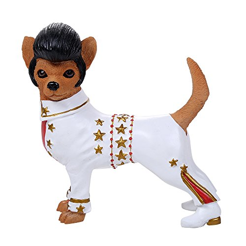 (Pacific Giftware Adorable Elvis The King Chihuahua Collection Cute Chihuahua in Costume Dog)
