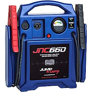 (Clore Automotive Jump-N-Carry JNC660 1700 Peak Amp 12 Volt Jump Starter)
