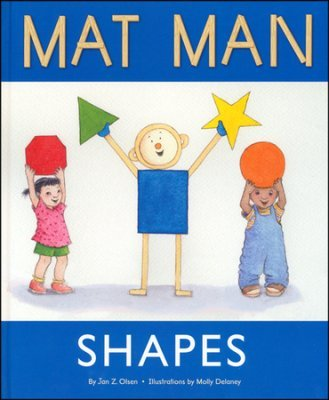 Mat Man Shapes - Shape Of Man