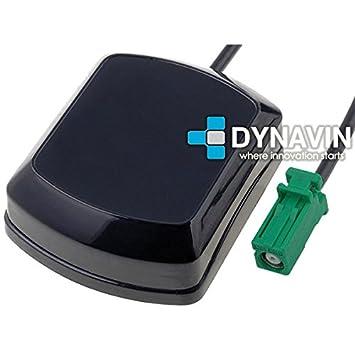 ANT-GPS.AVICF - 5 metros. Ganancia 28dB. Antena GPS Pioneer AVIC-F500BT, Pioneer AVIC-F700BT y Pioneer AVIC-F900BT.: Amazon.es: Coche y moto