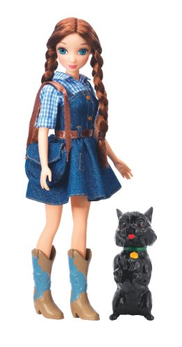 Legends of Oz Dorothy Fashion Doll and Toto ()