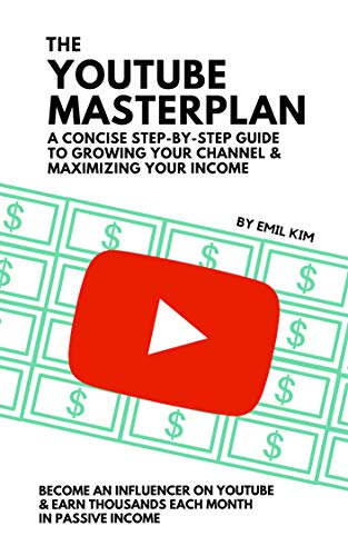 Amazon.com: The YouTube Masterplan: A Concise Step-By-Step ...