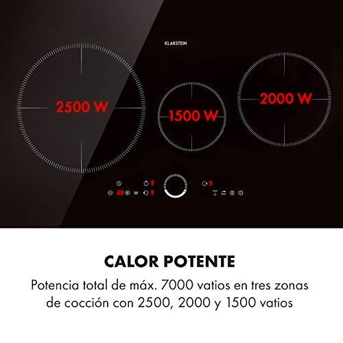 Klarstein Delicatessa 80 Placa de inducción - placa de ...