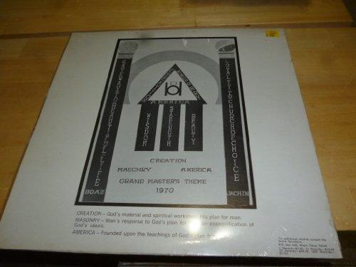 Freemasonry Record from 1970 Waco Texas - Waco Dr