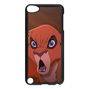 iPod Touch 5 Case Black Disney The Lion King II Simba's Pride Character Vitani 001 JSY4241029KSL